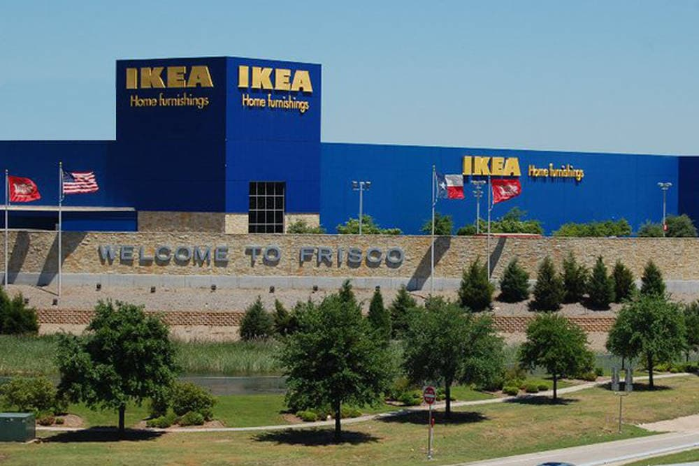 Ikea Shopping Frisco