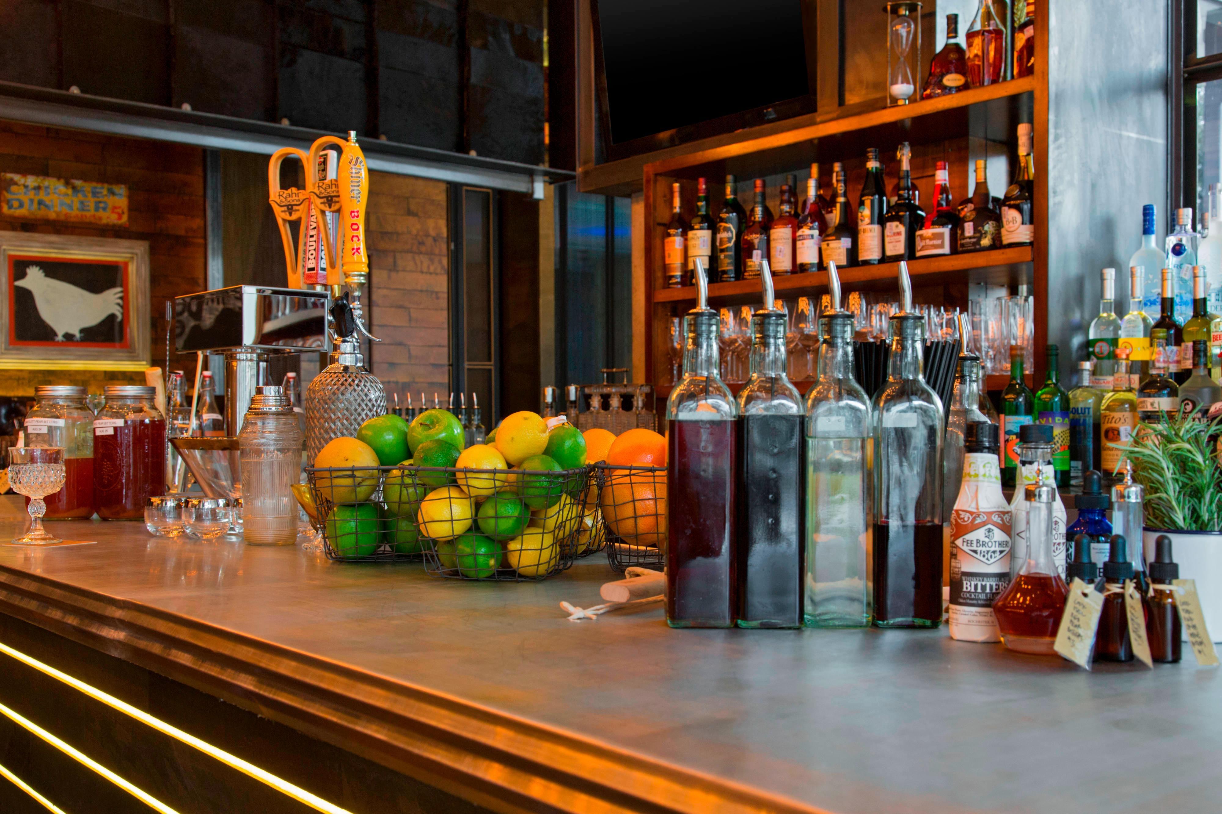 Bar Mixers