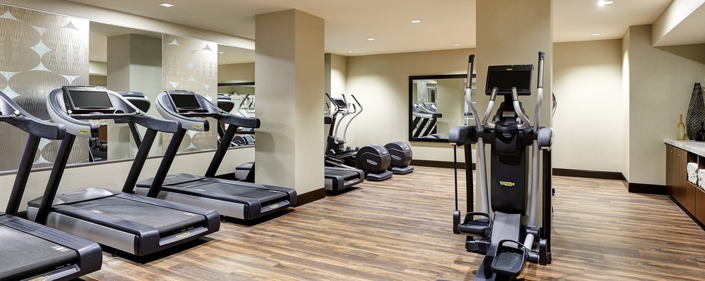 Hotel gym in dallas recreation activities at the ac hotel dallas
