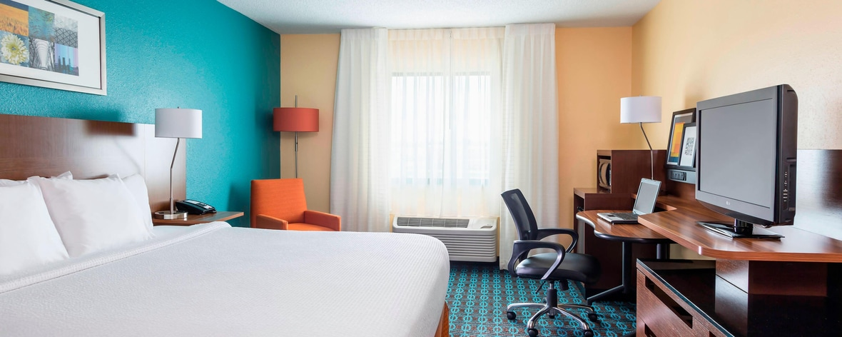 King Guest Room