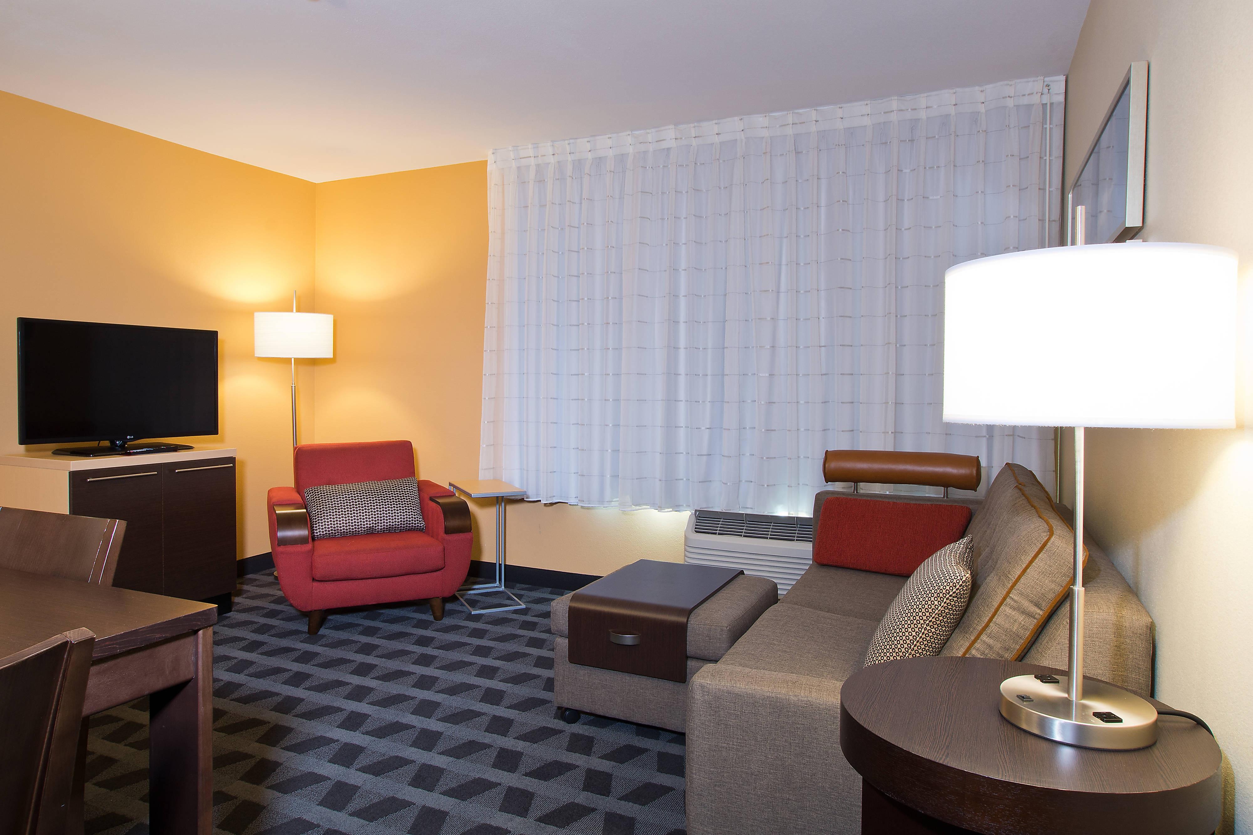 Suite de uno y dos dormitorios - Sala de estar