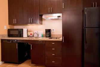 Accessible Studio Suite – Kitchen Area