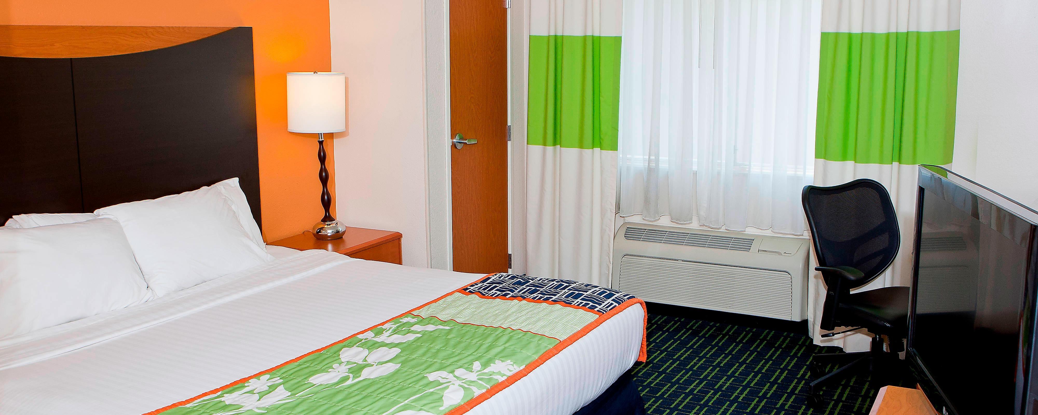 Chambres d'hôtel à Decatur ou Forsyth