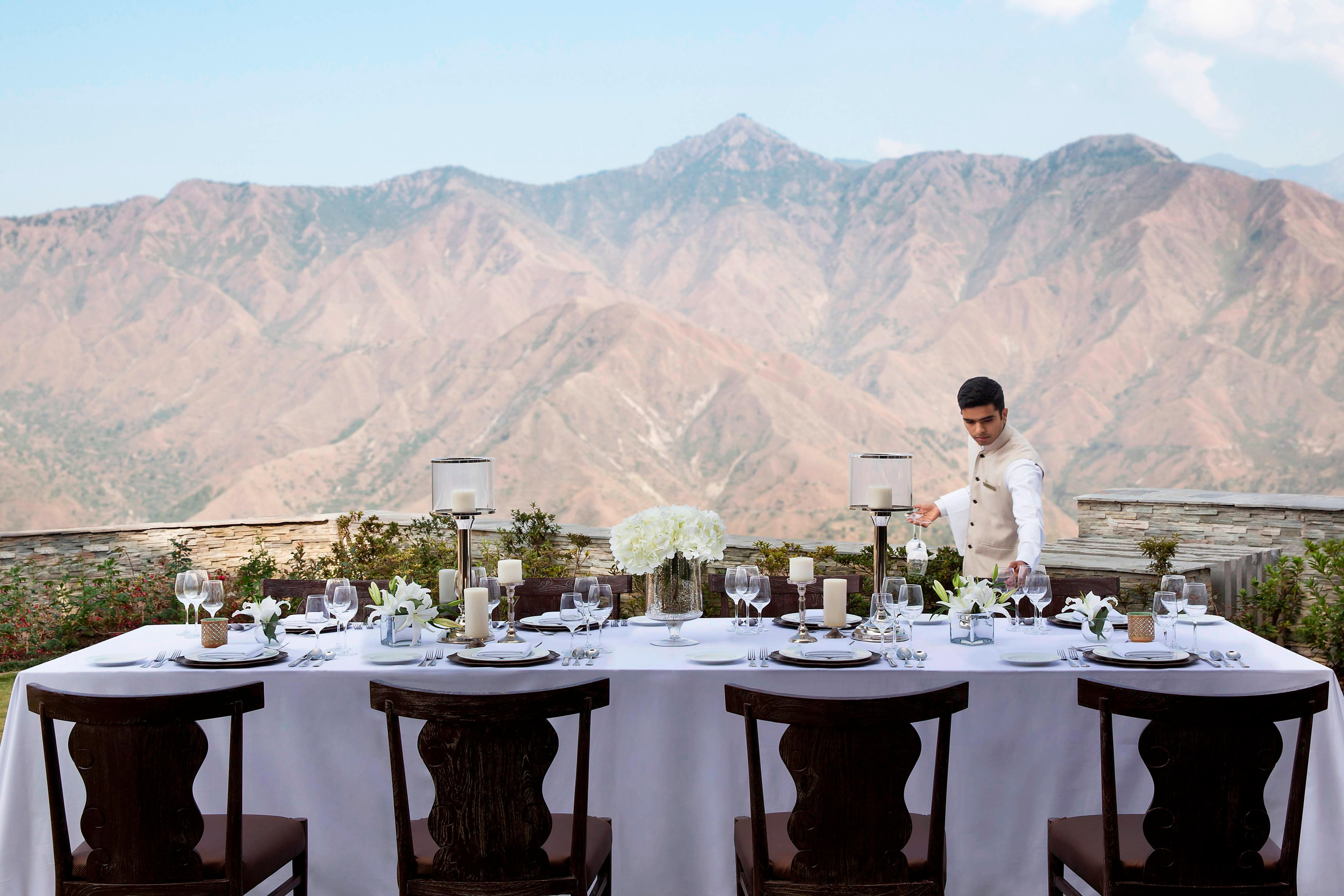 Mussoorie Private Dining Event Space
