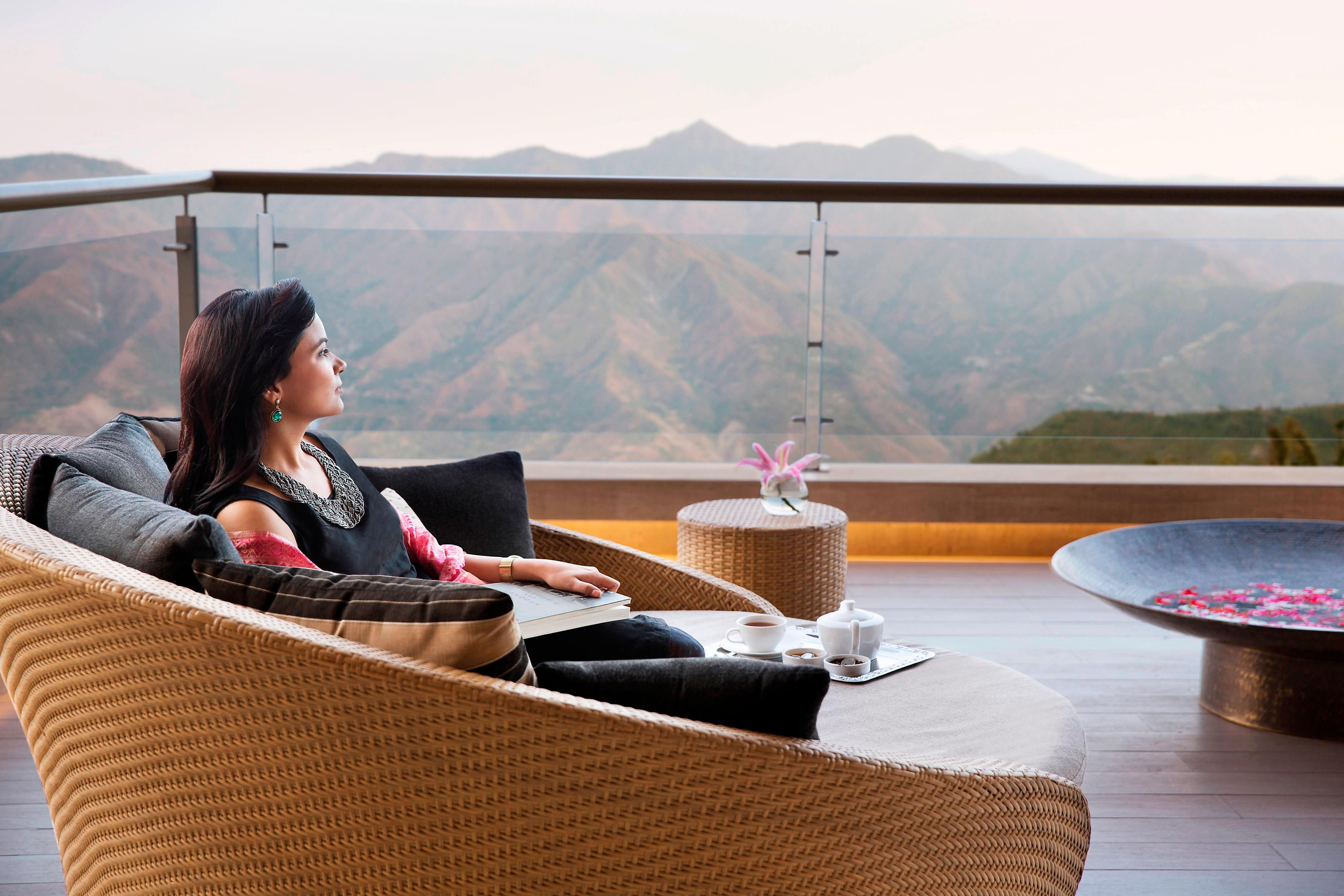 Tea Lounge in Mussoorie