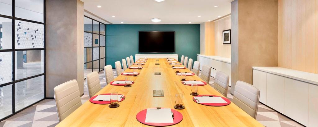 Sala de reuniones Tactic