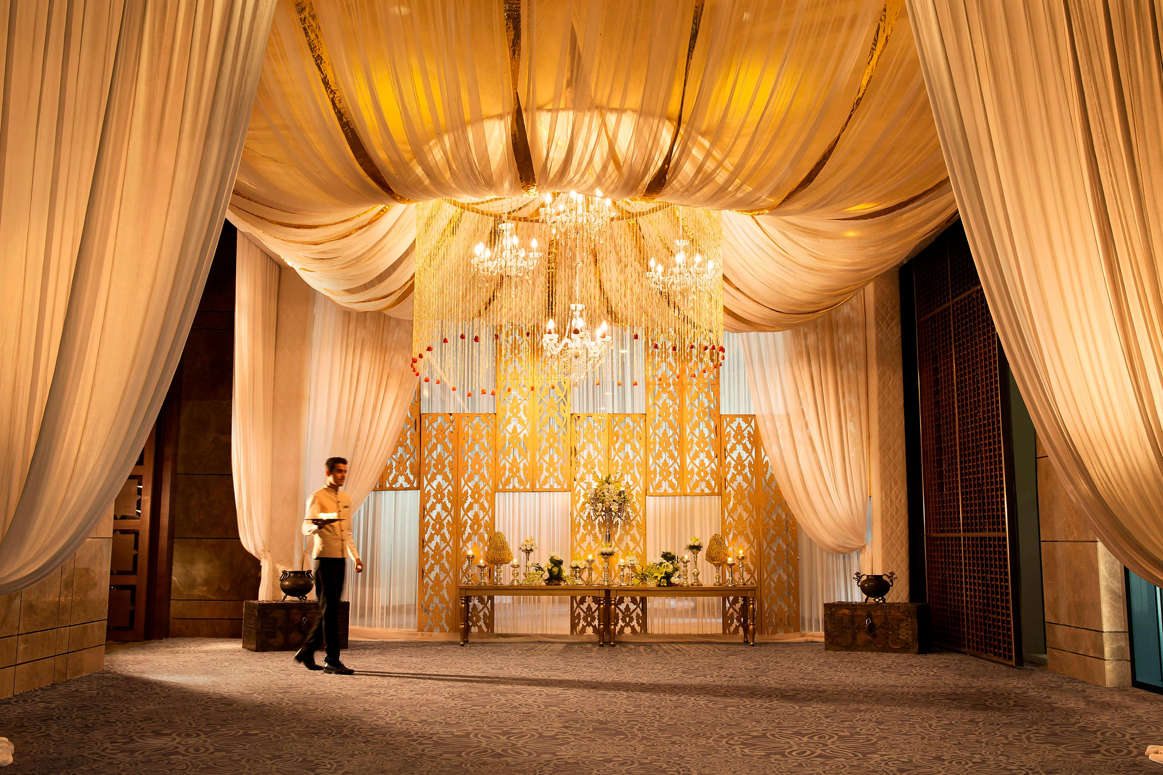 New Delhi wedding halls