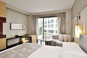 Terrace Rooms at JW Marriott New Delhi Aerocity