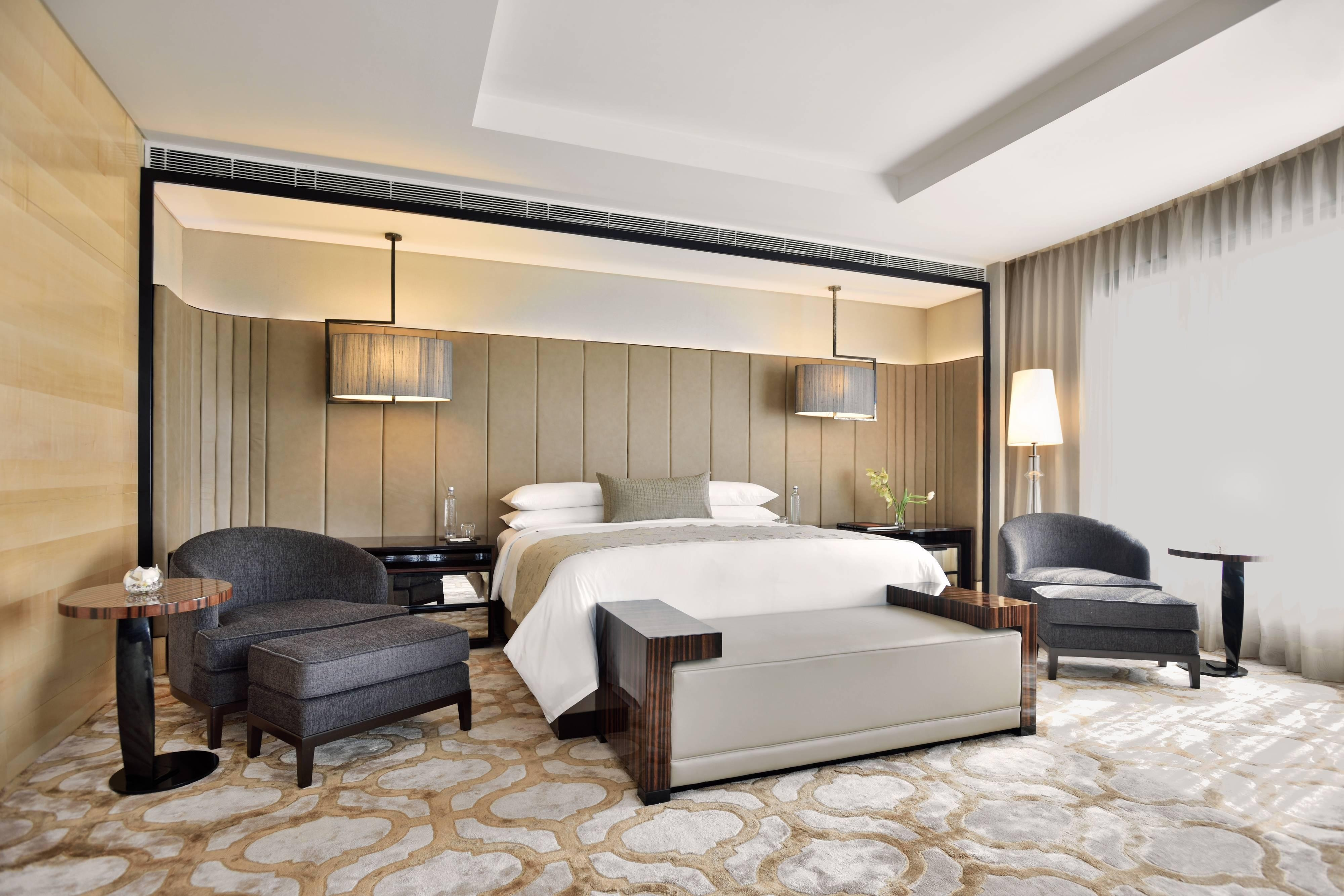 Presidential Suite at JW Marriott New Delhi Aerocity