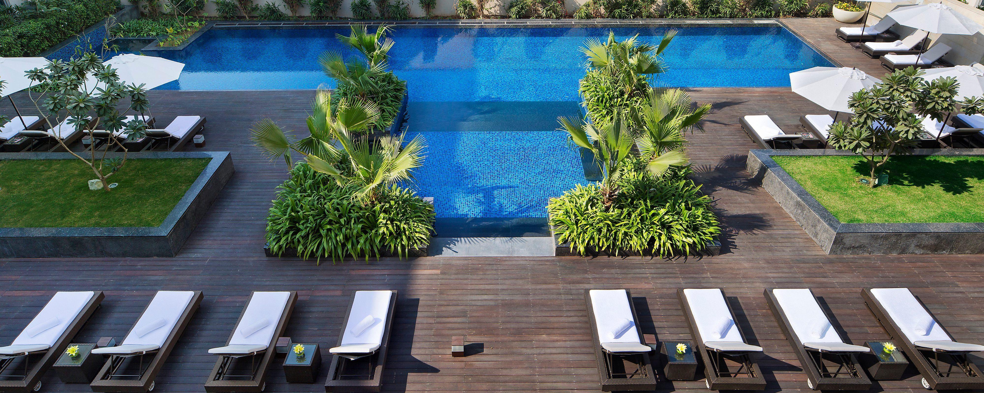 Hotel de 5 estrellas en Nueva Delhi