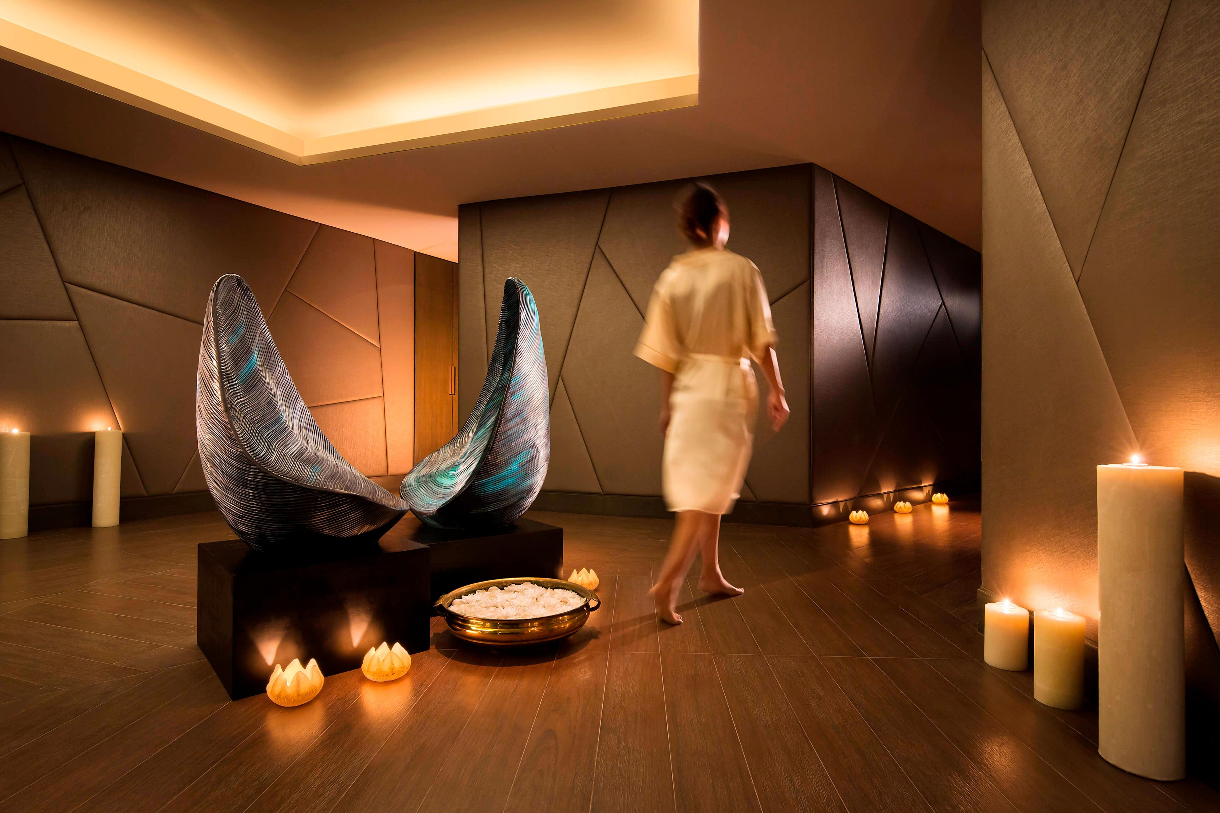 Spa in New Delhi