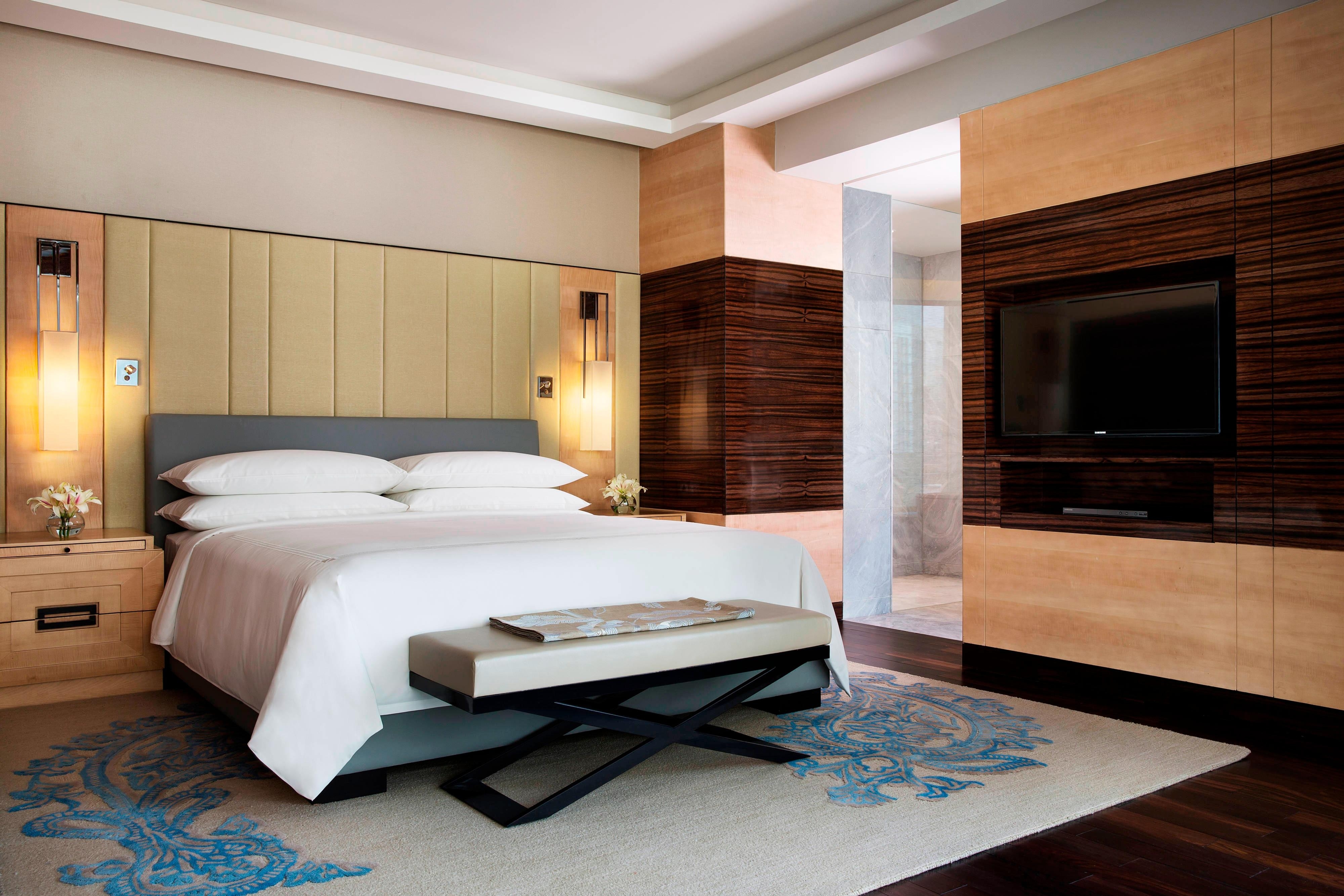 New Delhi luxury suite