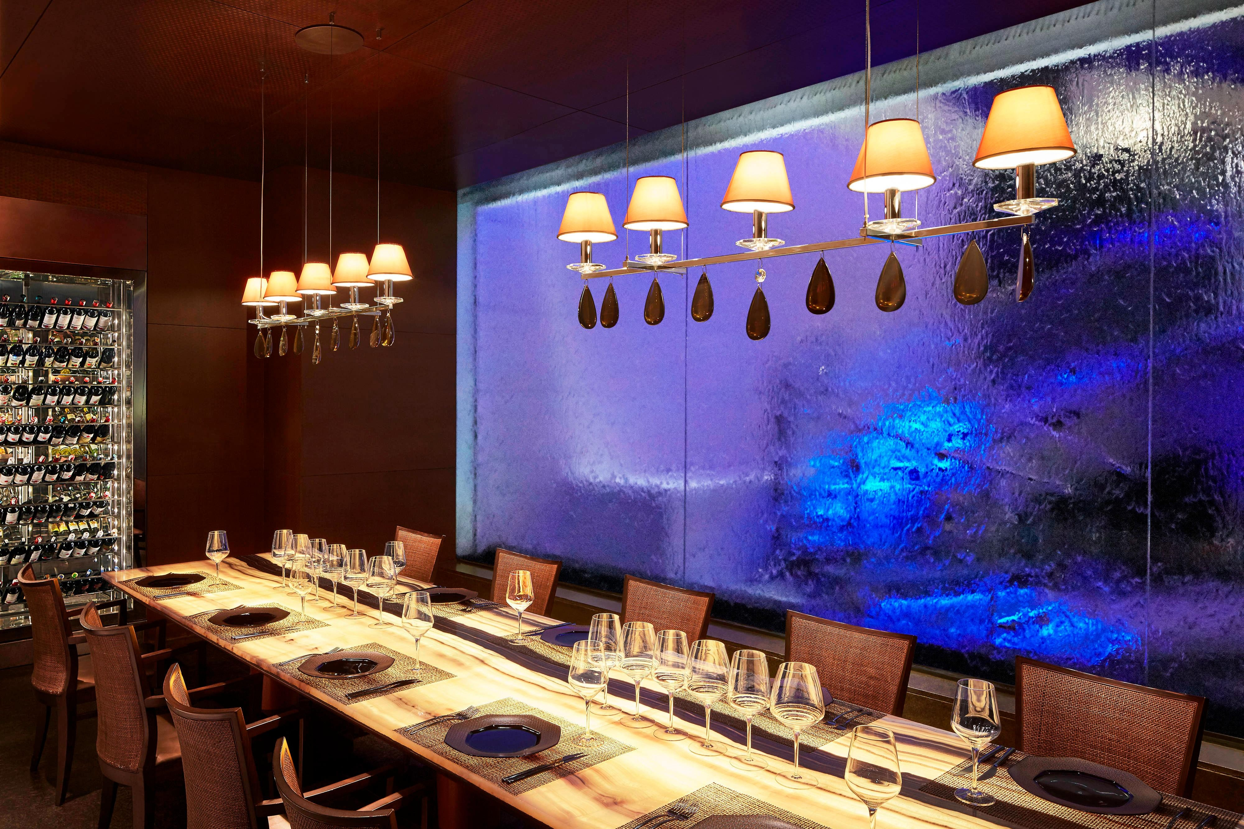 eau de Monsoon - Private Dining