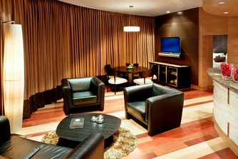 Luxury Suite - Lounge Area