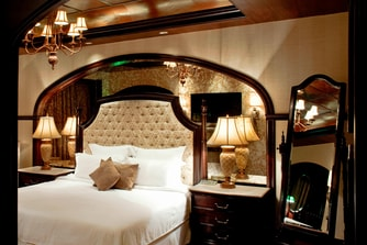 Luxury Suite - Master Bedroom