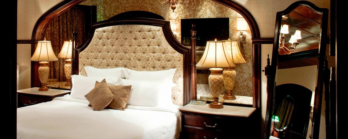 Suite de lujo - Dormitorio principal