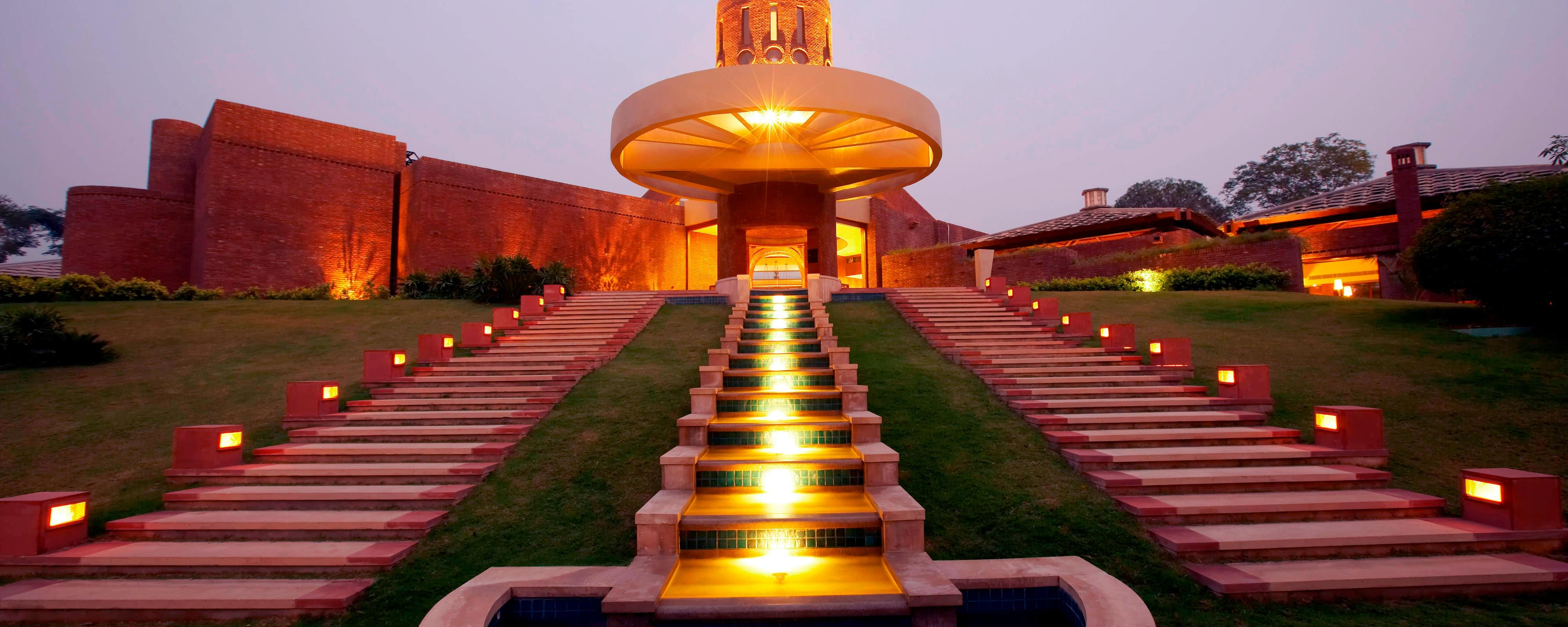 The Westin Sohna Resort Amp Spa Sohna Gurgaon Spg