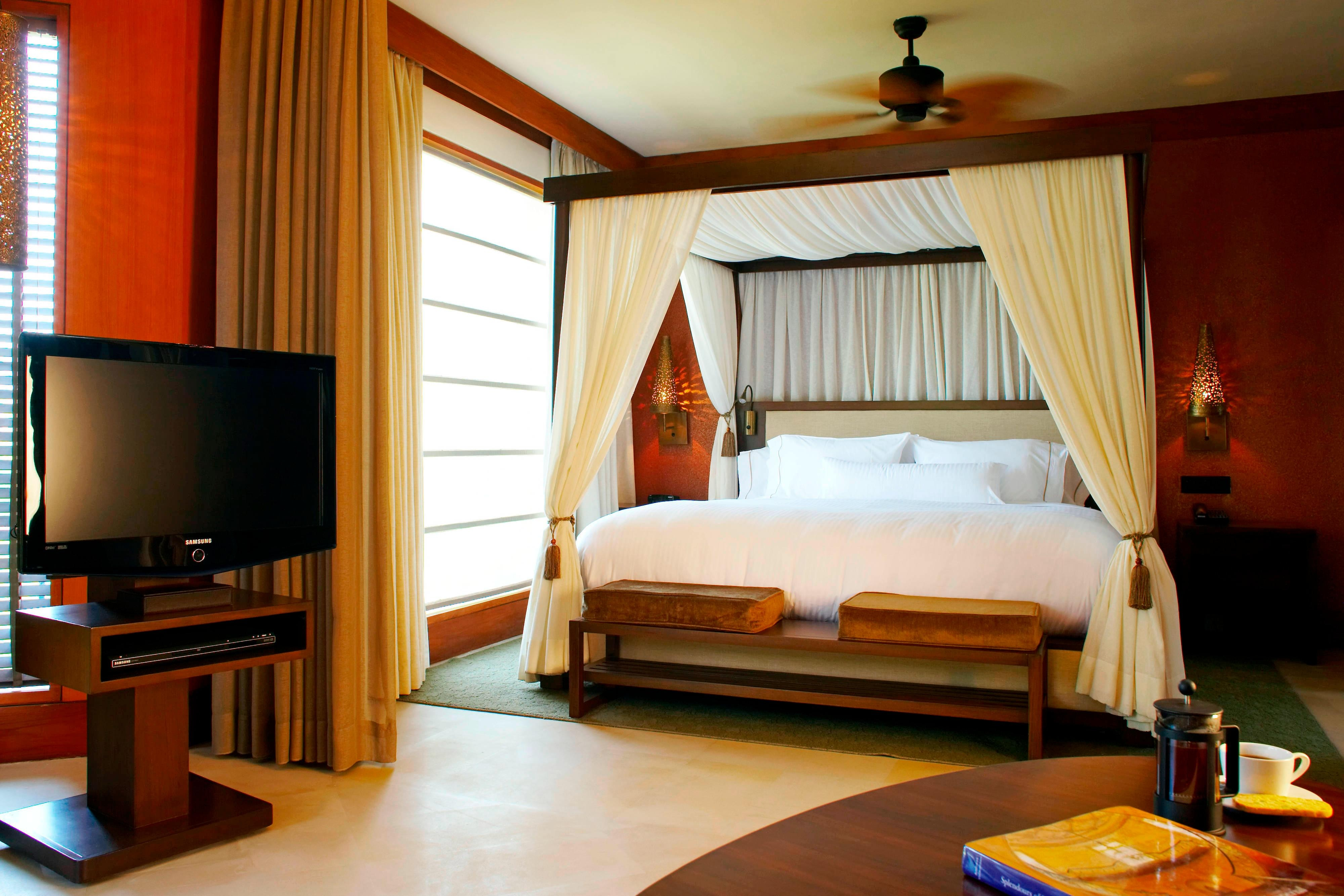 Villa Premier - Camera da letto