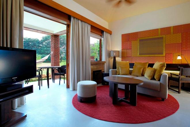 Premier Villa- Living Area