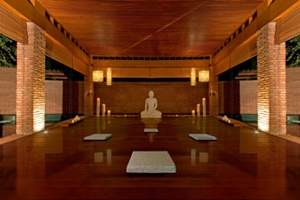 Sanctuary - The Yoga Room