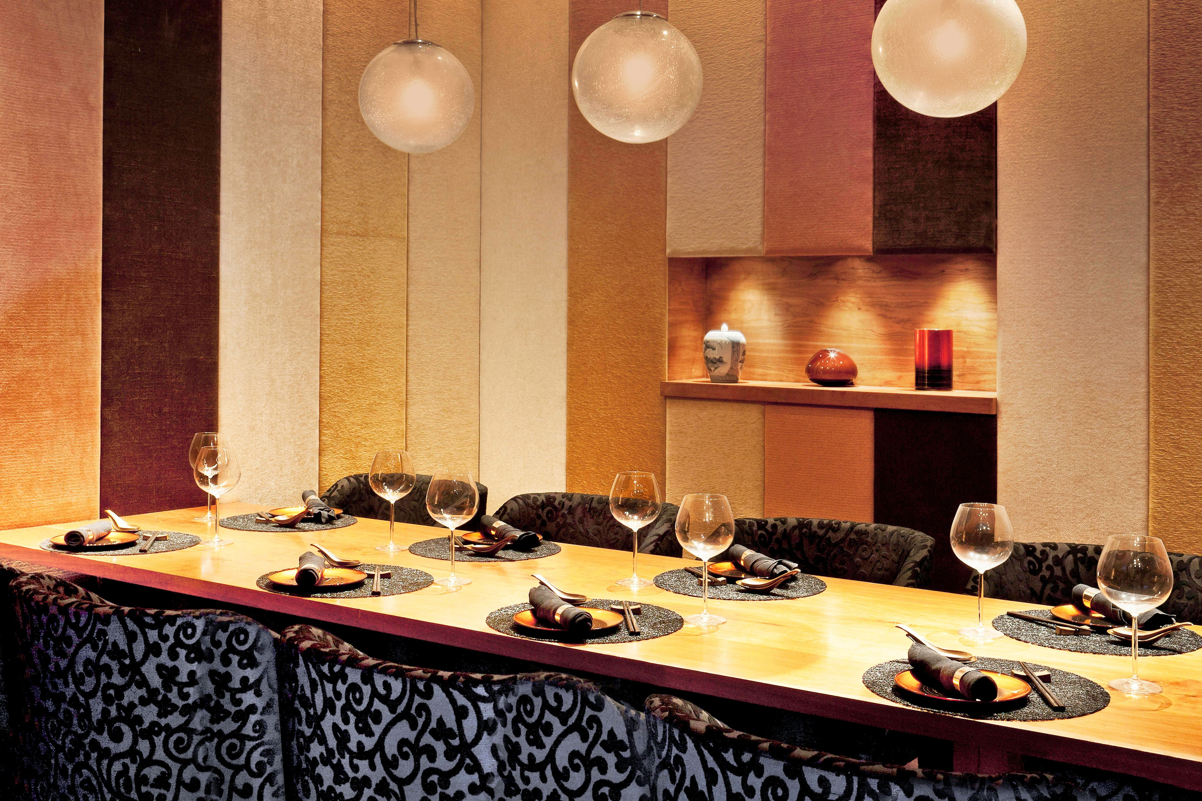 Eest Private Dining Room