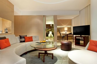 Renewal and Executive Suite - Living Room
