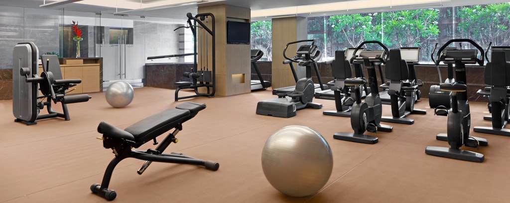 Centro fitness WestinWORKOUT