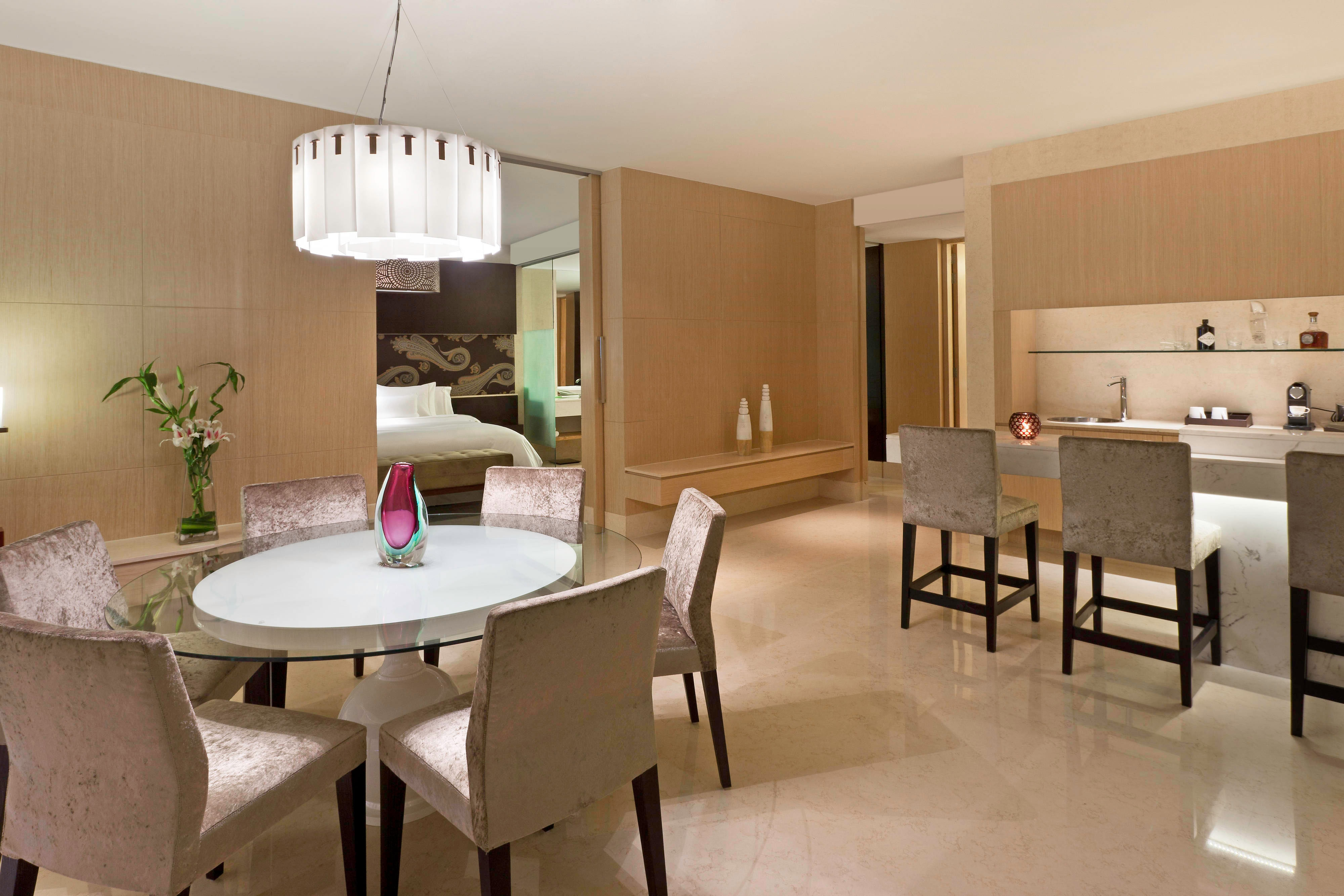Royal Suite - Dining Area