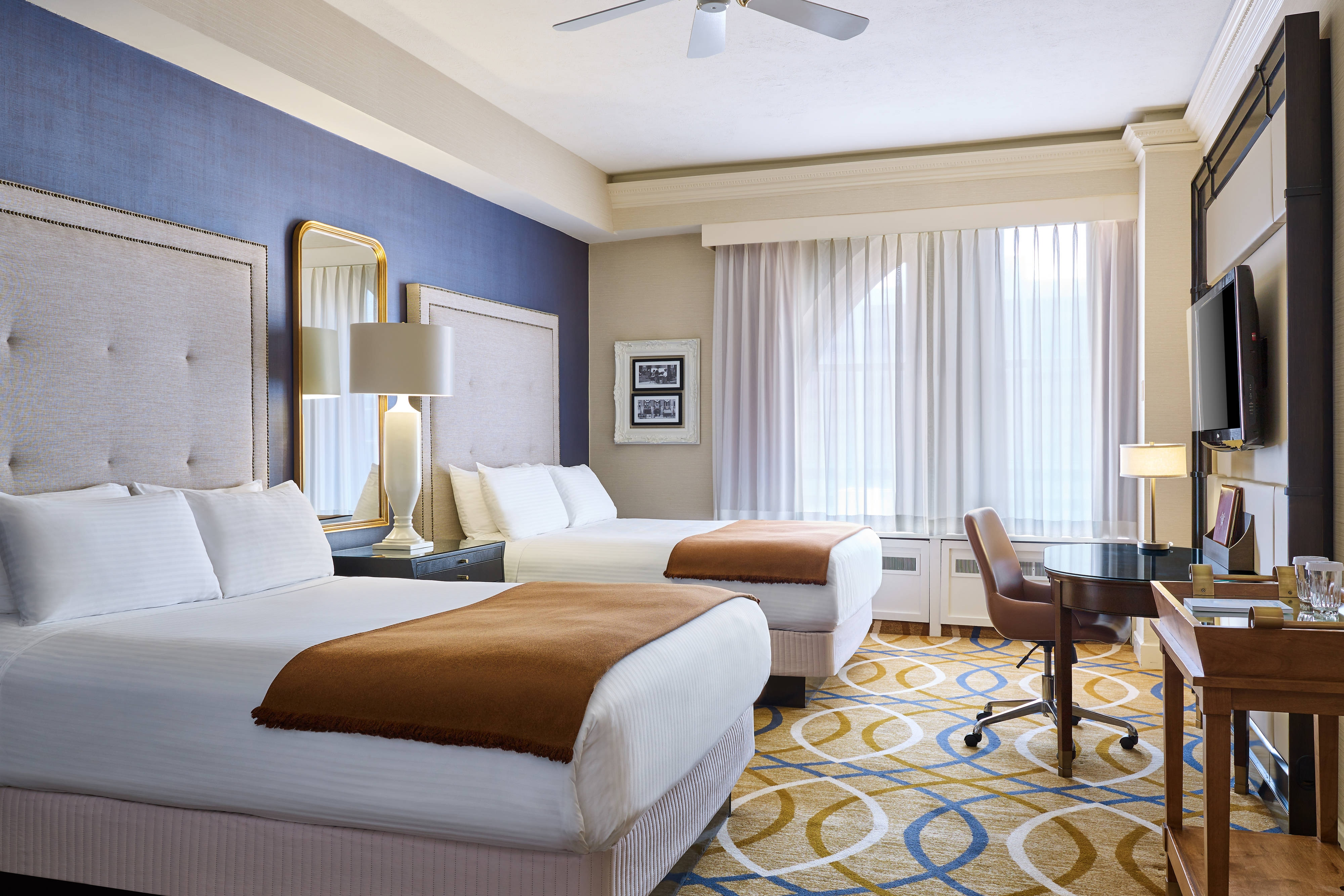 Luxury Hotel in Denver | The Brown Palace Hotel and Spa | Boutique Hotel in Denver