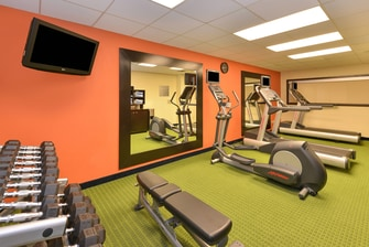 Aurora Hotel Fitness Center