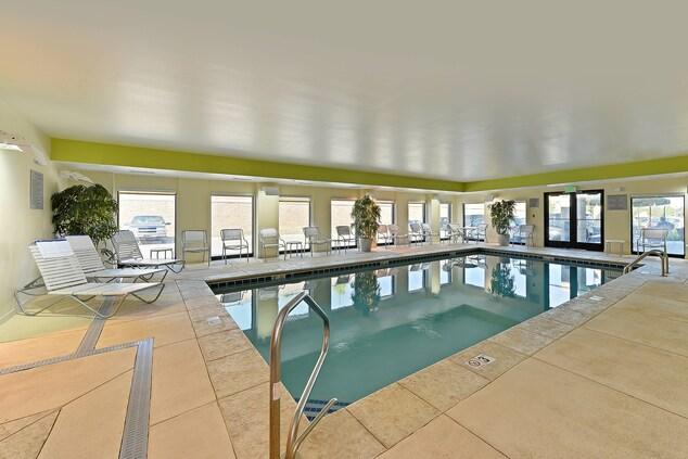Denver CO Hotel Indoor Pool