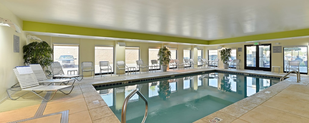 Denver Co Hotel Indoor Pool