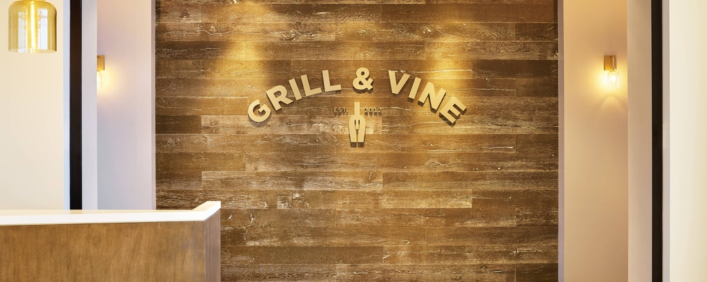 Grill and Vine Restaurant