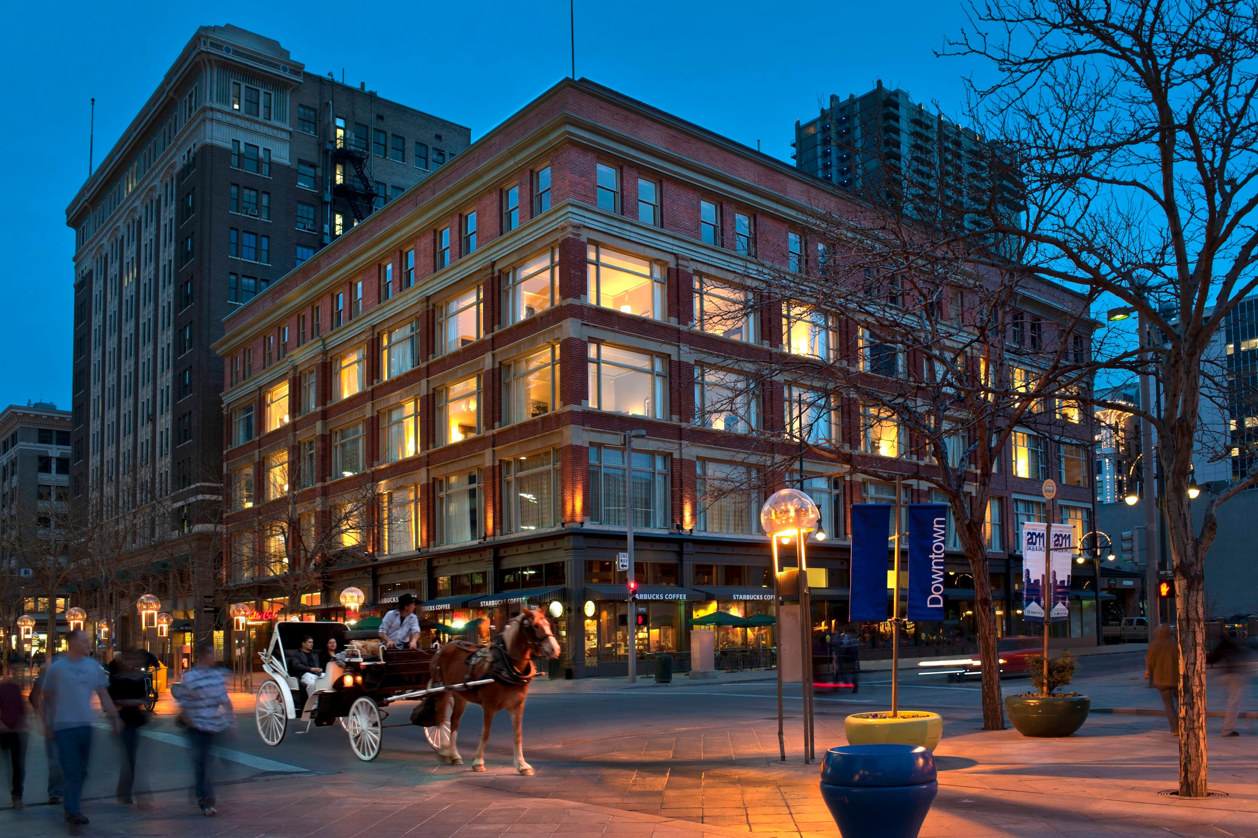 Hotel Downtown Denver