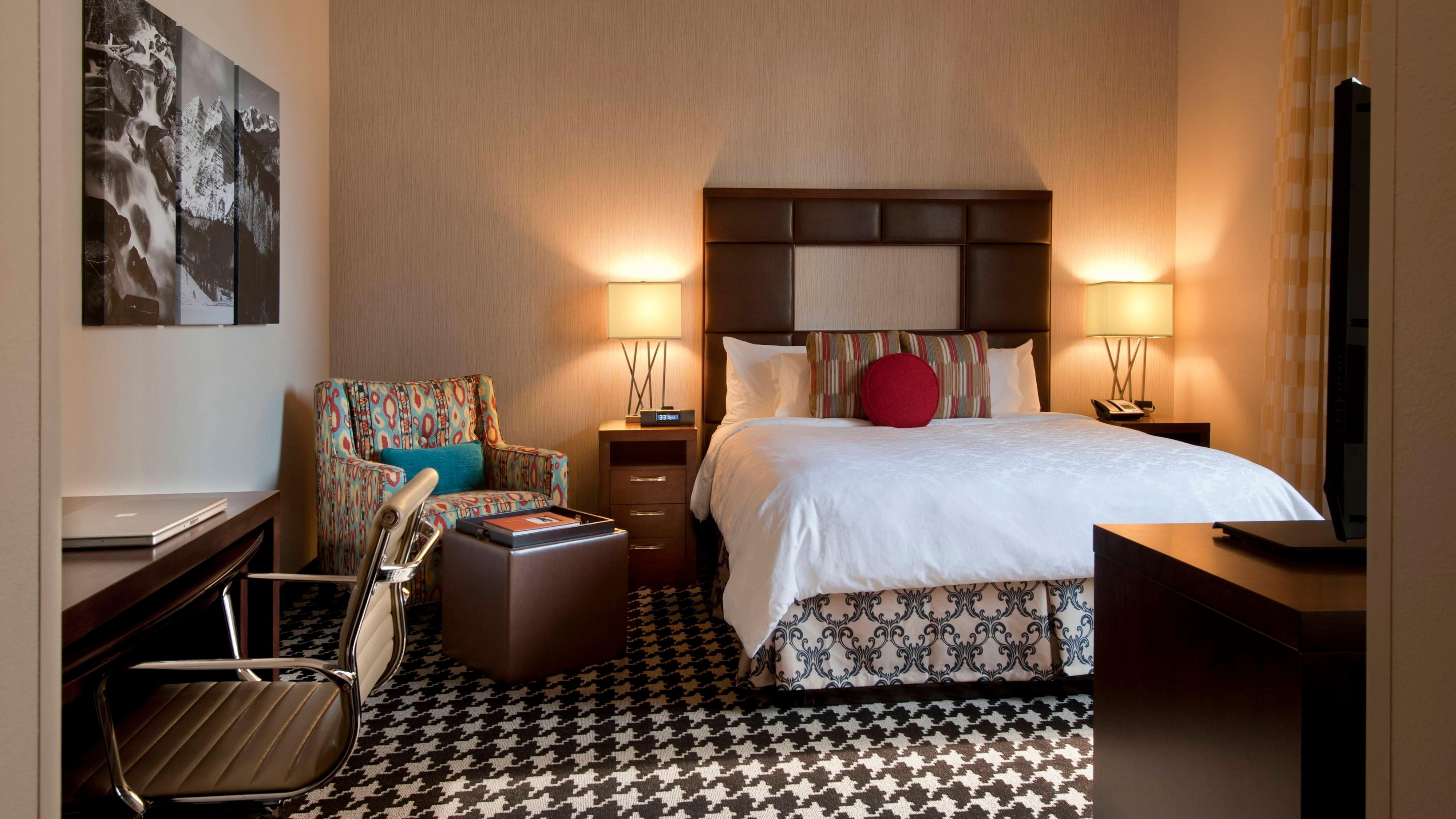 Hotel Rooms Downtown Denver
