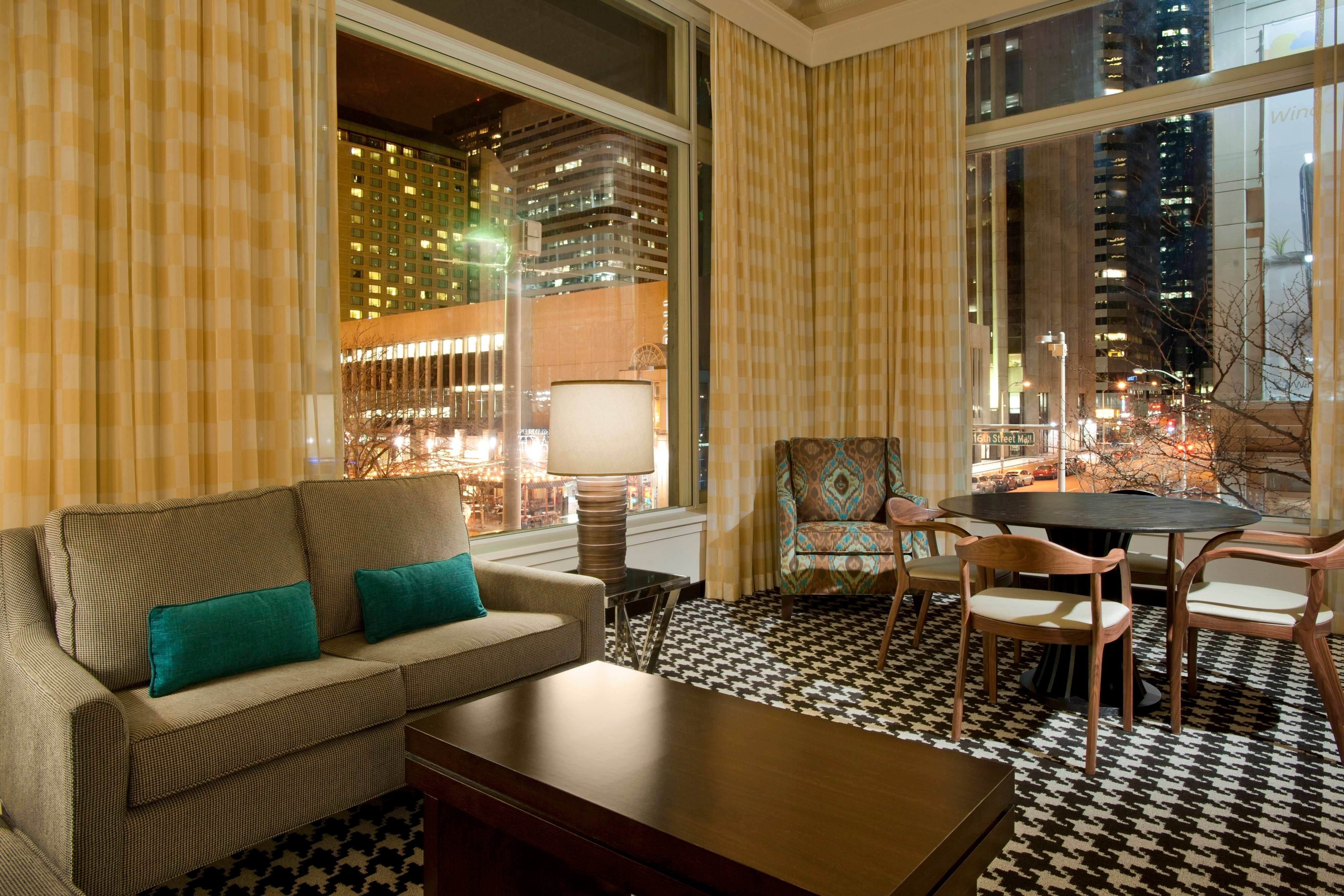 Downtown Denver Co Hotels