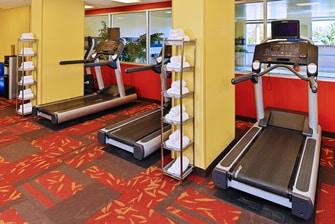 Courtyard Cherry Creek Fitness Center