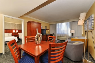 Courtyard Cherry Creek Queen Suite