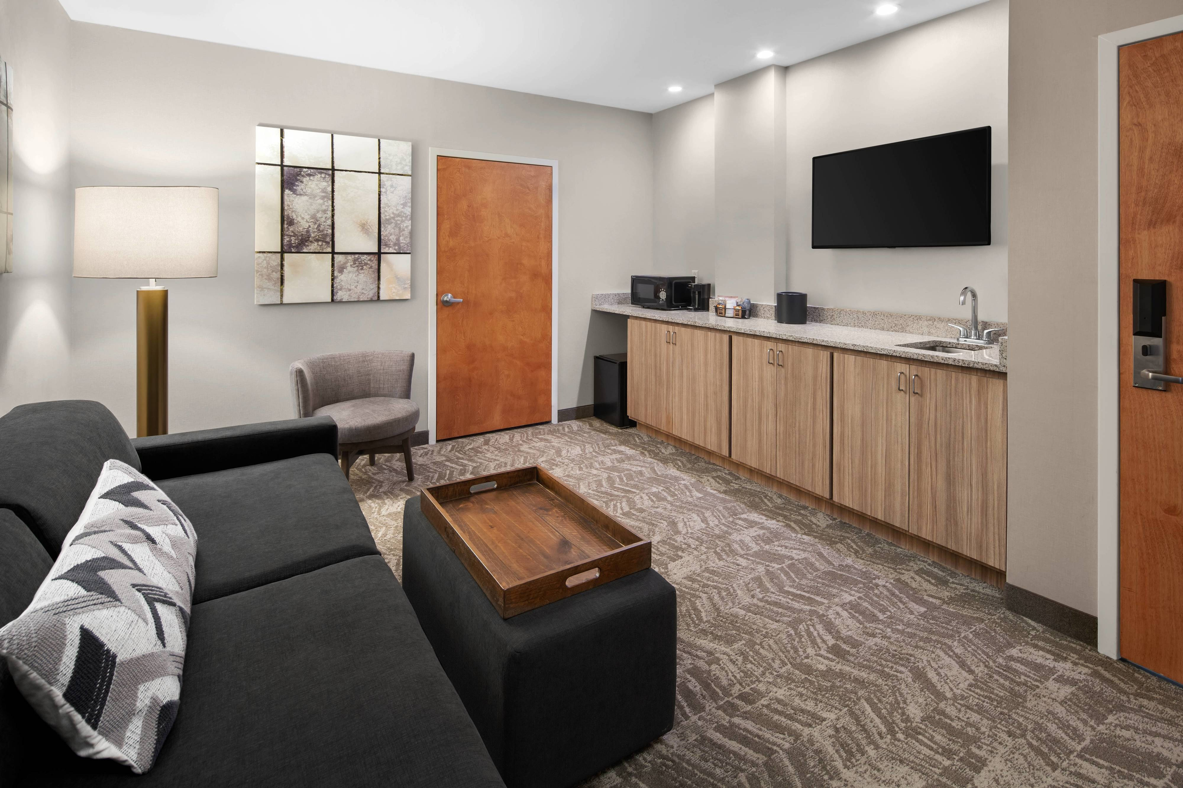 Executive King Suite - Seating Area