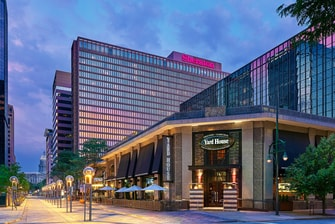 Yard House and 16th Street Mall