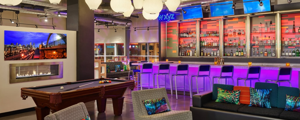 WXYZ Lounge and Bar