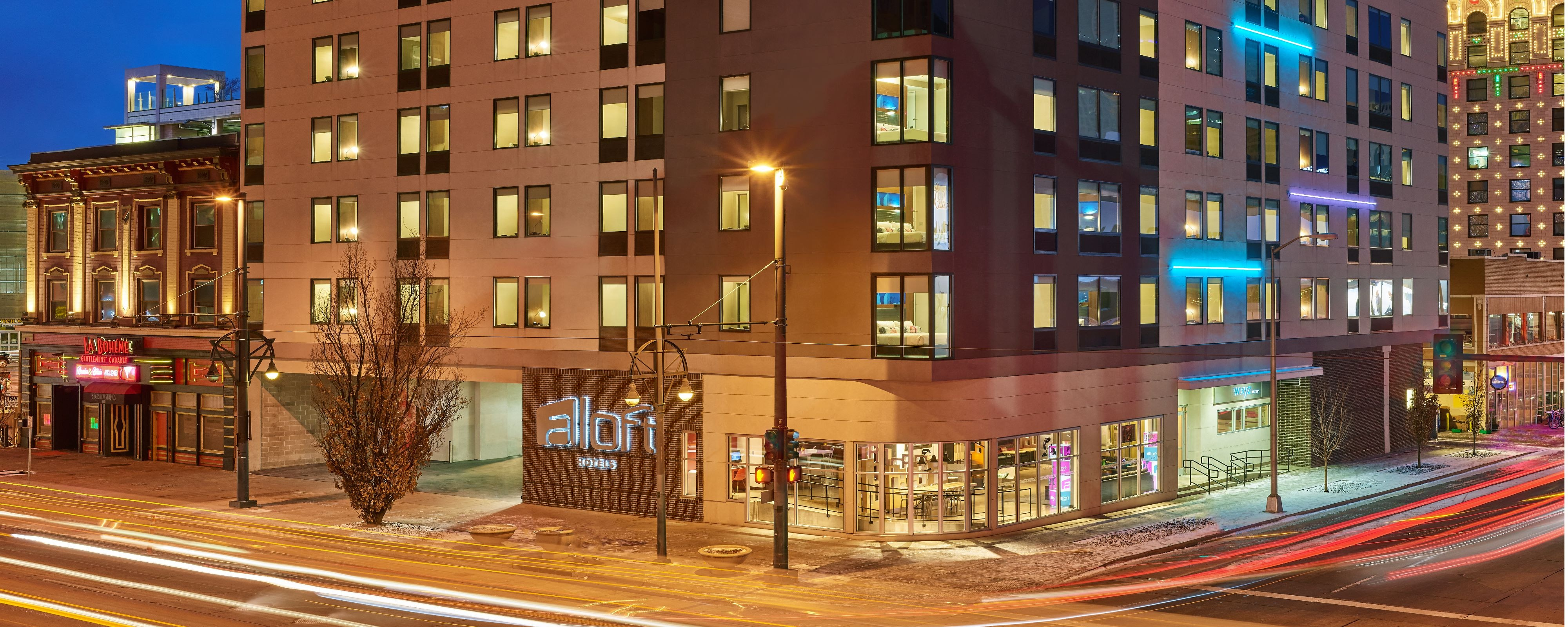 Aloft Denver Downtown - Denver | SPG