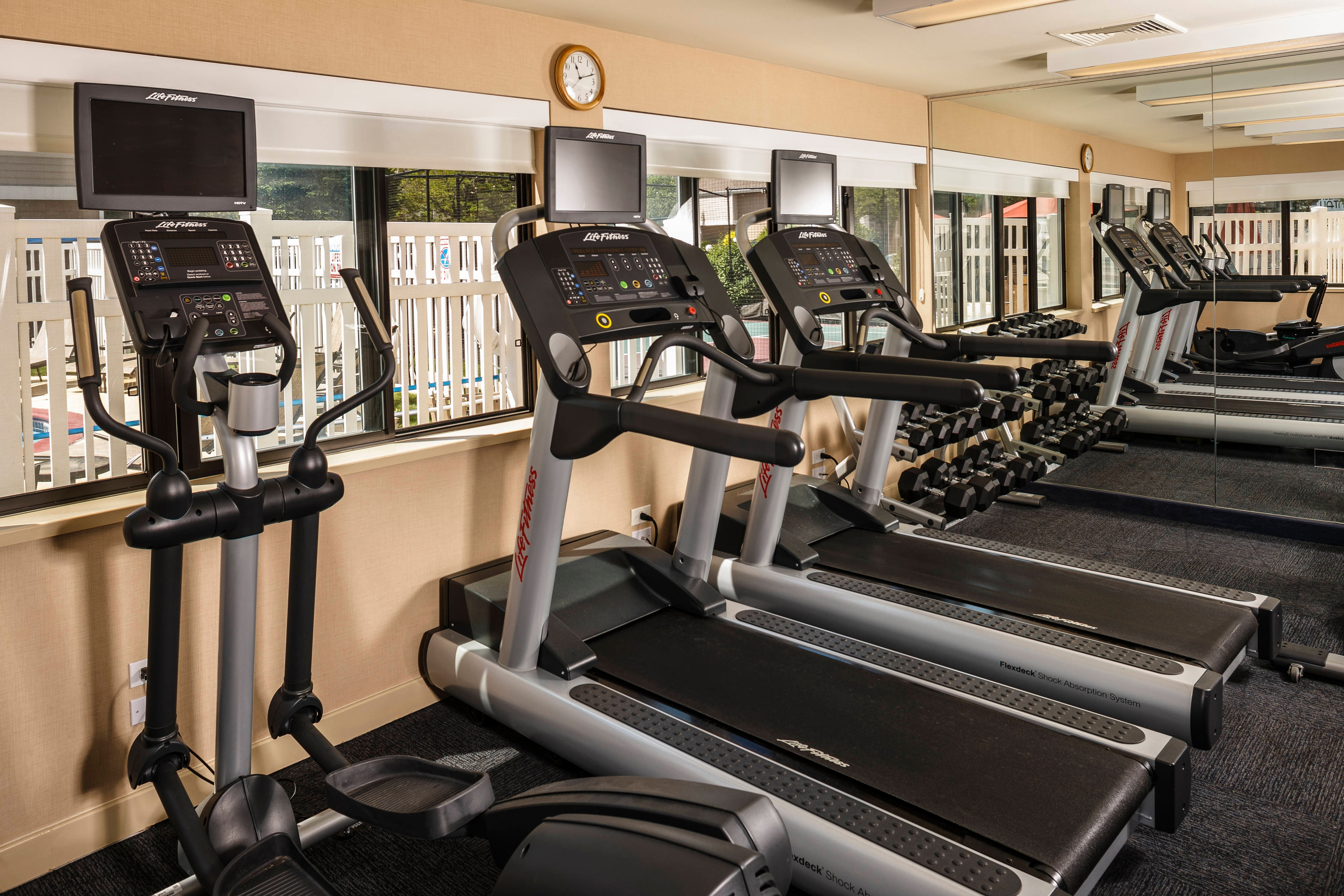 Residence Inn Fitness Center
