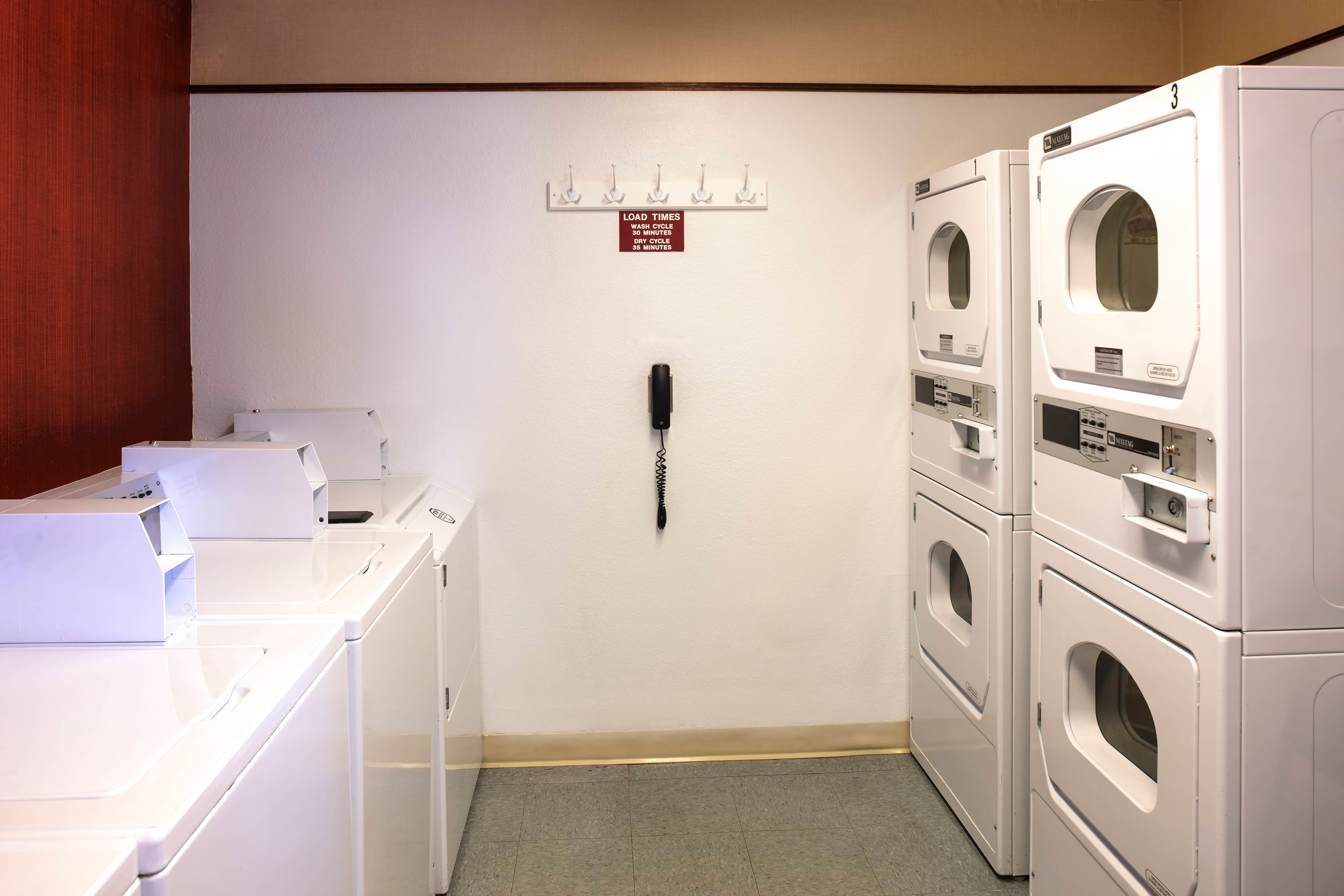 Residence Inn Laundry Room