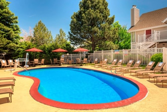 Residence Inn Outdoor Pool