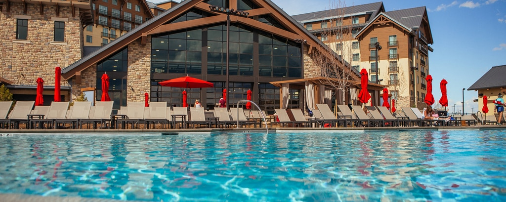 Aurora Co Hotels With Indoor Pool Gaylord Rockies