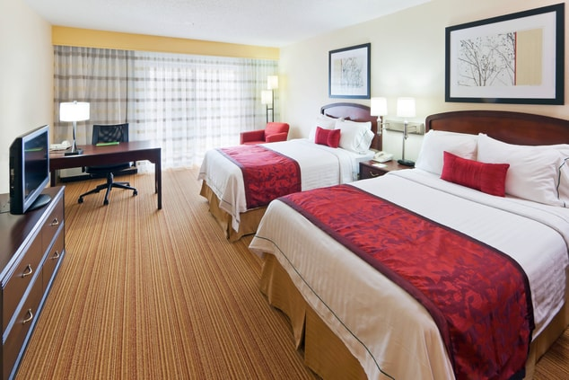 Double/ Double Guest Room