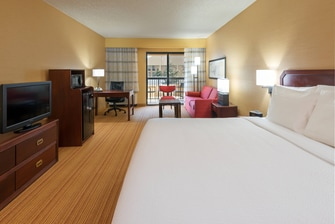 Extended King Guest Room