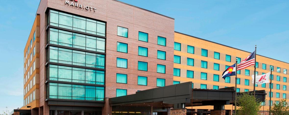 コロラド州ウェストミンスターのホテル