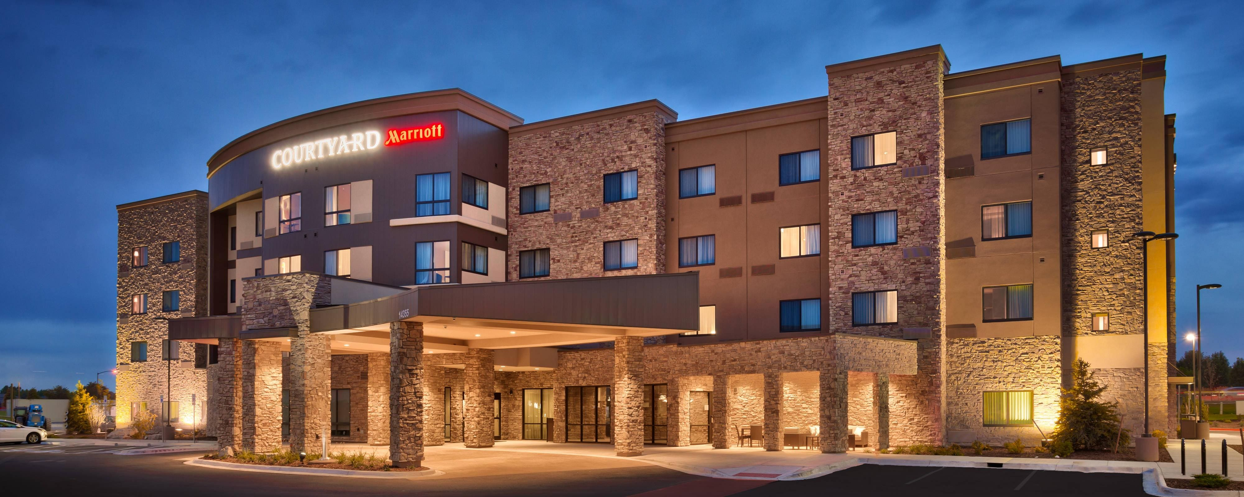 Hotel in Westminster, CO | Courtyard Denver North/Westminster